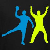 Motif ~ Tee-shirt handball Ado, Gagne ton duel