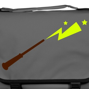 simple magic wand with sparks and stars magical!  Bags  - Shoulder Bag