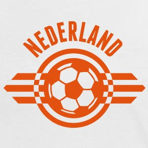nederland badge II 1c T-Shirts - Women's Ringer T-Shirt