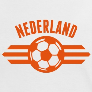 nederland badge iii 1c T-Shirts - Women's Ringer T-Shirt