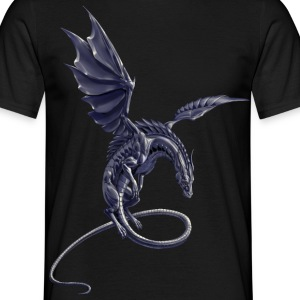 chrome dragon - Camiseta hombre