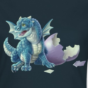 baby dragon - T-shirt dam