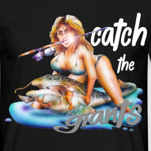 Catch the Giants - Männer T-Shirt