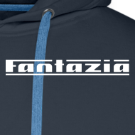 Design ~ Fantazia hoody Logos/Front Back
