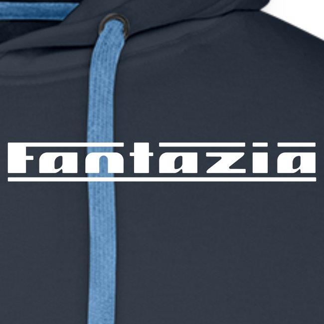 Fantazia hoody Logos/Front Back