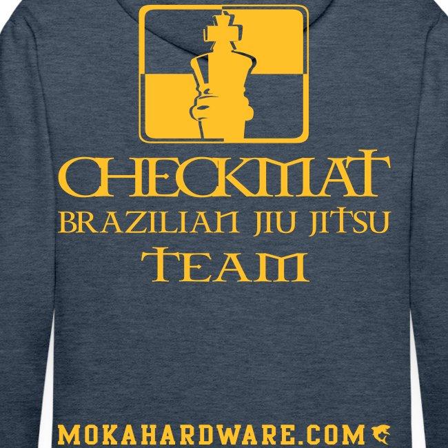 Arte Suave/CheckMat Brazilian Jiu Jitsu Team grøn