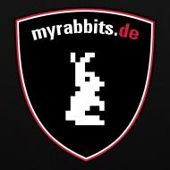 Motiv ~ Stofftasche Rabbits