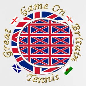 Great Britain union tennis Baby Shirts  - Baby T-Shirt