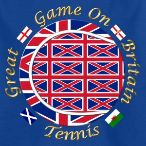Great Britain union tennis Kids' Shirts - Kids' T-Shirt