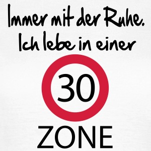 30_zone T-Shirts - Frauen T-Shirt