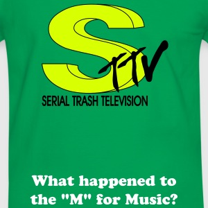 sttv T-Shirts - Men's Ringer Shirt