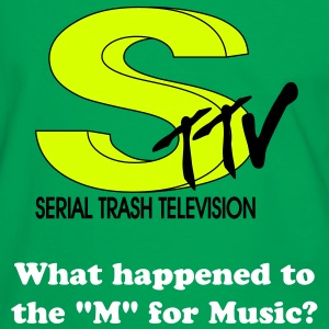 STTV - what about the m - Männer Kontrast-T-Shirt