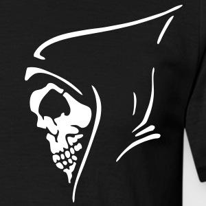 death, skull T-shirts - Mannen T-shirt
