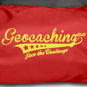 Geocaching - Face the Challenge - Sporttasche