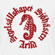 Motiv ~ Sjöhästen Klassik T-shirt herr