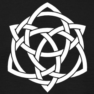 celtic knot - T-shirt herr