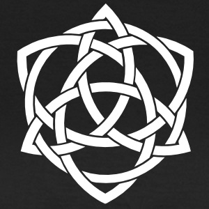 celtic knot - Frauen T-Shirt