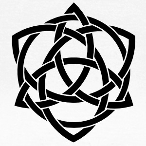 celtic knot - T-shirt dam