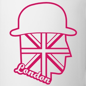 UK Gentleman, Gentleman, England, London, United Kingdom, cities, Städte, Flaggen, flags, Great Britain, Fahnen, www.eushirt.com Tassen - Tasse