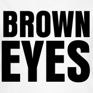 Design ~ glee born this way brown eyes (F)