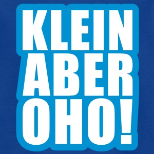 Klein aber oho Kinder T-Shirts - T-skjorte for barn