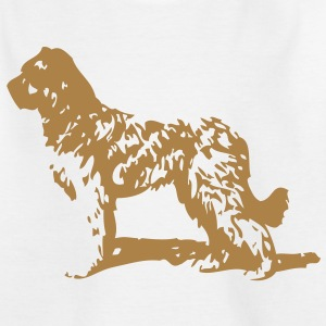 Briard Børne T-shirts - Teenager-T-shirt