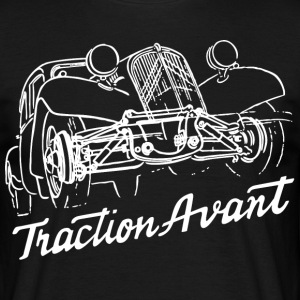 Traction Avant - T-shirt Homme