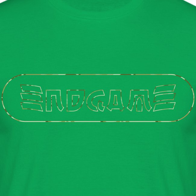 Endgame Dessert Gaming-Shirt