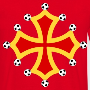 football occitan Tee shirts - T-shirt Homme