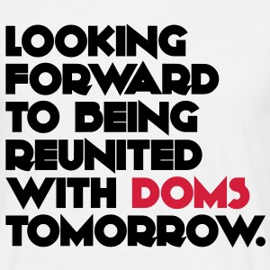 DOMS Tee shirts - T-shirt Homme