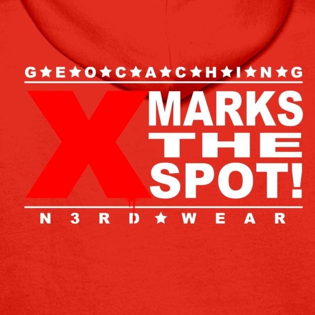 Geocaching - X marks the spot