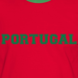 portugal Tee shirts - T-shirt contraste Homme