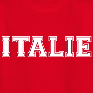 italie Shirts - Teenager T-shirt