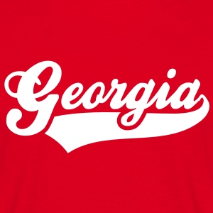 Georgia Men's T-Shirt WR - Men's T-Shirt