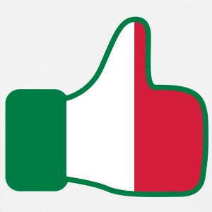 like Italien | Italia T-Shirts - T-skjorte for menn