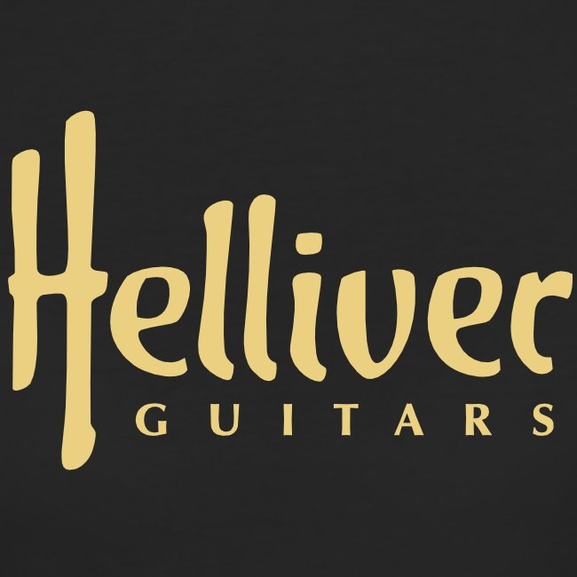 Helliver Guitars Women's Organic T-Shirt