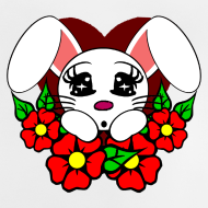 Motif ~ T shirt bébé lapin