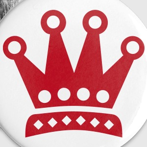 Crown - Buttons groß 56 mm