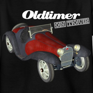 Oldtimer on Tour - Kinder T-Shirt