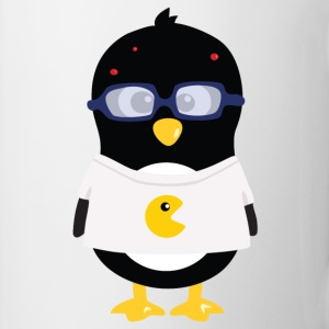 Geek Penguin Mugs  - Mug