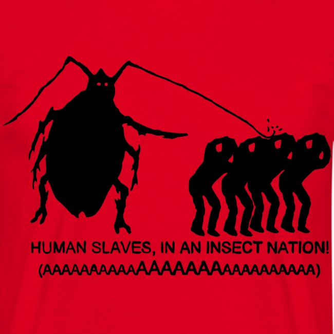 INSECT NATION Mens Tee