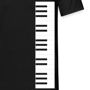 Piano keyboard T-Shirts - Men's T-Shirt