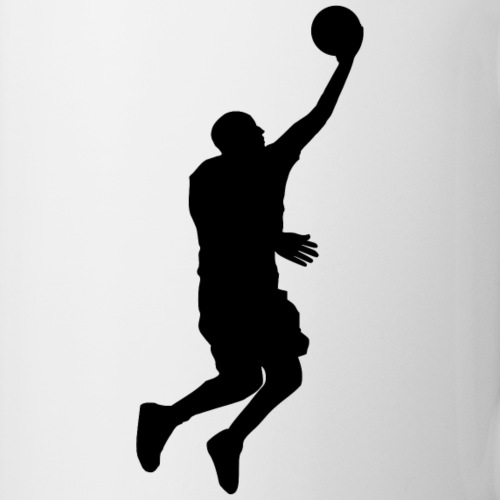 Basketball Player (layup)