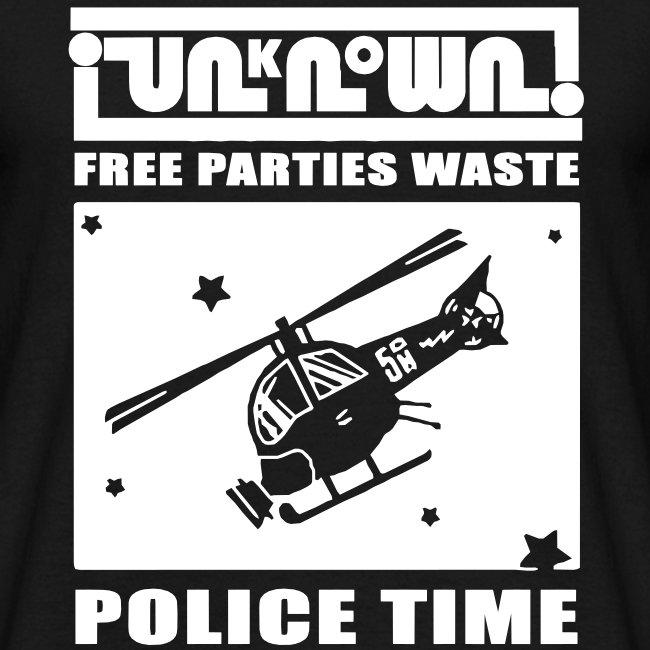 Police Tshirt