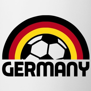 german rainbow soccer Flaskor & muggar - Mugg