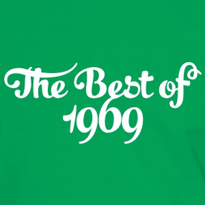 Geburtstag - Birthday - the best of 1969 (fr) Tee shirts - T-shirt contraste Homme