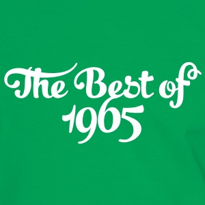 Geburtstag - Birthday - the best of 1965 (it) T-shirt - Maglietta Contrast da uomo