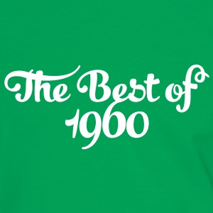 Geburtstag - Birthday - the best of 1960 (fr) Tee shirts - T-shirt contraste Homme