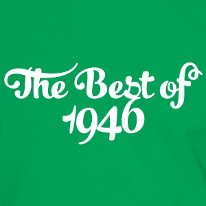 Geburtstag - Birthday - the best of 1946 (fr) Tee shirts - T-shirt contraste Homme