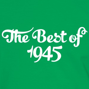 Geburtstag - Birthday - the best of 1945 (fr) Tee shirts - T-shirt contraste Homme